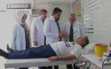 Bolu Belediye Başkan Adayının Doktorlu Seçim Reklam Filmi