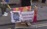 Donald Trump Desenli Tuvalet Kağıdı