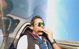 G Kuvvetine Karşı Pizza Yiyen Pilot