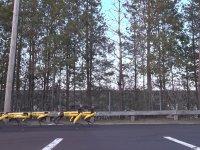 Boston Dynamics - Kızak Çeken Robotlar