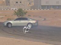 Drifte Doymayan Arap Sürücü