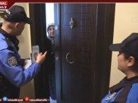Hırsızım Diyen Polise Kapıyı Açan Adanalılar