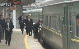 Kim Jong Un'un Trenini Silen Korumalar