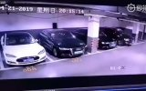 Otoparkta Küle Dönen Tesla Model S
