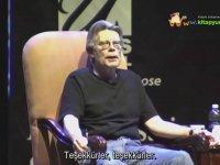 Stephen King, Romanlarını Nasıl Kurguladığını Anlatıyor