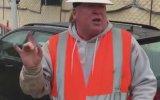 Trump'a Benzeyen Belediye İşçisi