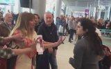 Uçağı Rötar Yapan Kadının Personele Hakaret Etmesi