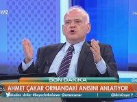 Ahmet Çakar'ın Volkan Demirel İmalı Ayı Anısı