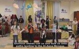 Amerika'daki Müslüman Çocukların Ümmet Günü Şarkısı İsrail İçerir