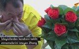 Gözleriyle Çiçek Sulayan Kung Fu Ustası
