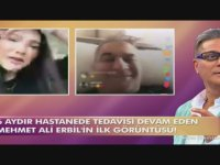 Mehmet Ali Erbil'in Aylar Sonraki İlk Görüntüsü