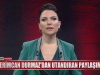 Show Tv Ana Haber Spikeri Ece Üner'in Kerimcan Durmaz Tepkisi