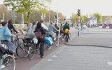 Şiir Gibi İşleyen Hollanda Bisiklet Trafiği