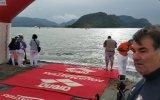 Marmaris'te Yüzme Yarışında Yaşanan Skandal Omuz Atma