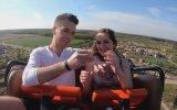 Roller Coaster'da Evlilik Teklifi