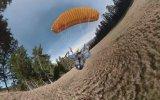 Yamaç Paraşütüyle Drift Yapmak