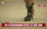 43 Asgari Ücret Değerindeki Ayakkabı