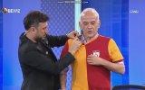 Ahmet Çakar'ın Galatasaray Forması Giymesi