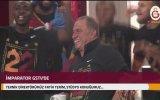 GS TV'de Fatih Terim'in Canlı Yayınını Basan Futbolcular