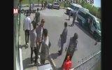 Minibüs Şoförleriyle Üniversite Öğrencilerinin Kavgası