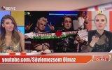 Ece Erken'in Madonna'nın Eurovision'ı Kazanamamasına Şaşırması