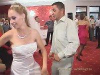 Düğünde Kan Kan Dansı Süprizi
