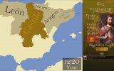 İspanya Tarihi Haritası