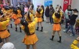 Kyoto Taçibana Lisesi Müzik Grubu Gösterisi