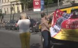 Seyhan Soylu'dan Almanya'ya İlginç Protesto