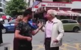 Sürpriz Sonlu Sokak Röportajı
