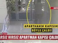 Apartmanın Kapısını Çalan Arsız Hırsız