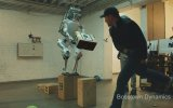 Boston Dynamics Robotunun İsyan Etmesi