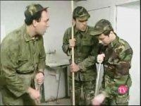 Kaygısızlar Askerde