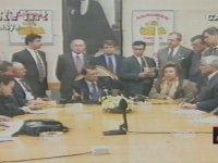 Mesut Yılmaz Basın Toplantısı (1995)