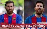 Ben Messi'yim Diyerek Kadınlarla Birlikte Olan Çakma Messi
