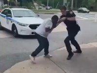 Hırsızın Hakkından Gelemeyen Polis