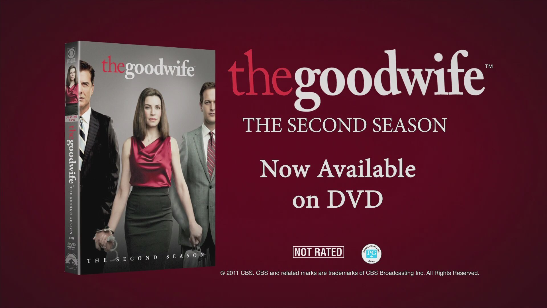The Good Wife (2010) Sezon 2 Fragman