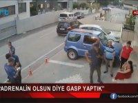 Adrenalin Olsun Diye Gasp Yapmak (Adana)