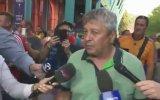Lucescu'ya Mikrofon Diye Pet Şişe Uzatmak