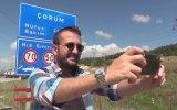 81 İlin Tabelasıyla Selfie Çeken Vatandaş