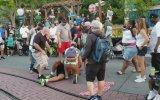 Disneyland'da Çıkan Garip Kavga