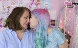 24 Yaşındaki Youtuber Kızın 61 Yaşındaki Kız Arkadaşıyla Evlenmesi