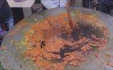 Hindistan Sokak Lezzetleri  Yumurception