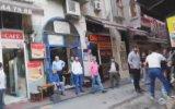 Taksim'de Esnaf Müşteri Kavgası  Sen Beni Tanıyorsun Oglim
