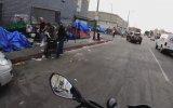 Los Angeles'a Çıkan Yolların İçler Acısı Hali