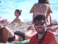 Ruslara Plajda Osuruk Şakası Yapmak