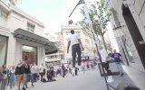 Ronaldo Kadar Yükseğe Zıplayabilme Yarışması