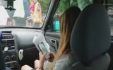 Polisten Kaçarken Videoya Kaydeden Sarhoş Rus Kızları