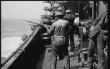 Savaş Sonrası Tüfek Atışıyla Denizde Mayın Temizleme 1919