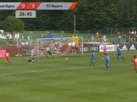 Bayern Münih'in Hazırlık Maçında 23 Gol Atması